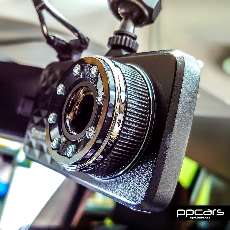 Polo (AW) x Smart 前後カメラドライブレコーダー B-T16