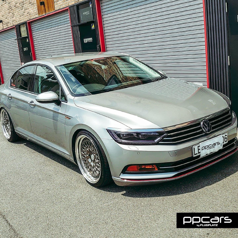 Passat(3G/B8) Sedan 〜VWマガジン2021掲載デモカー②