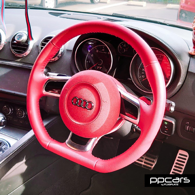 Audi TT (8J) x フルカスタム!!